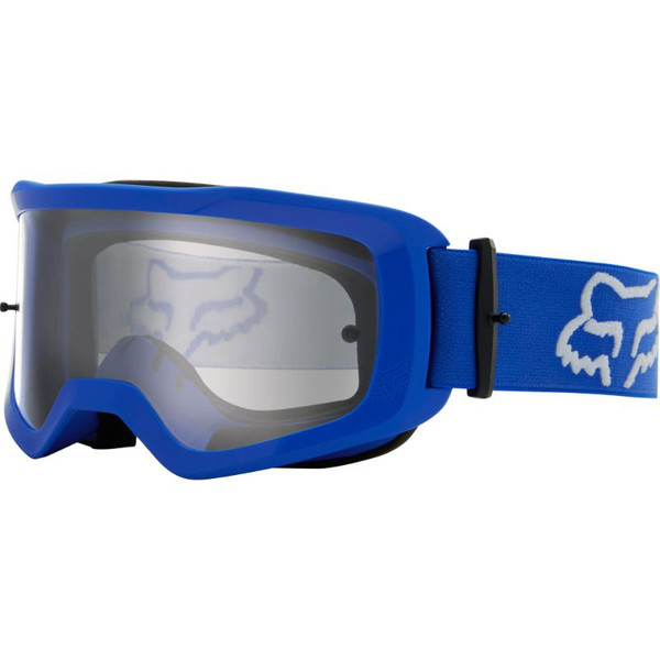 Fox Youth Main Stray Goggle - Blue