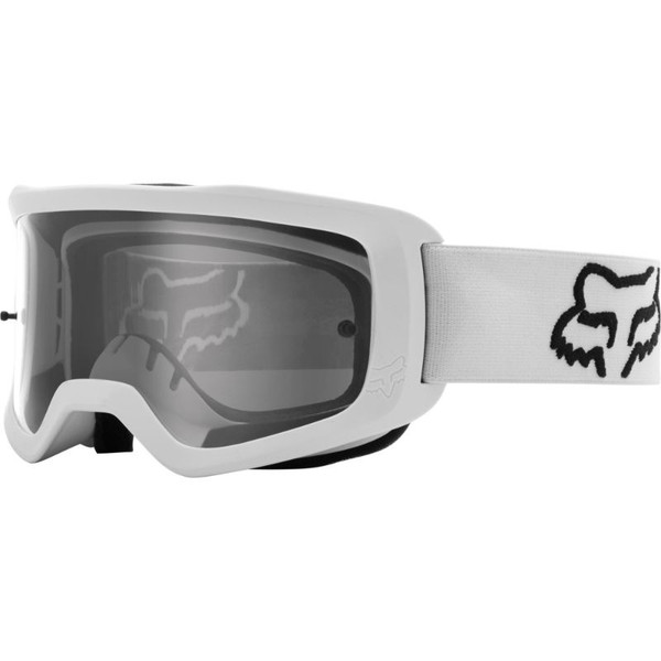 Fox Main Stray Goggle - White