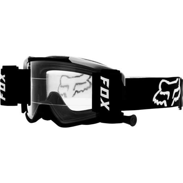 Fox Vue Stray Roll Off Goggle - Black