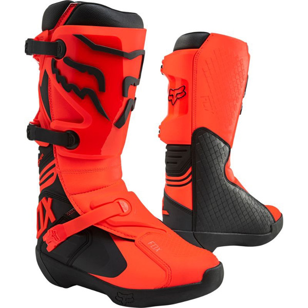 Fox Comp Boot MX21 - Flo Orange