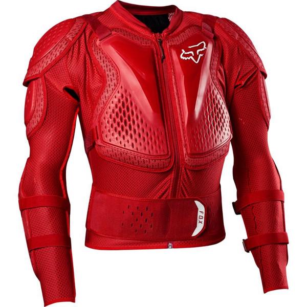 Fox Titan Sport Jacket Red