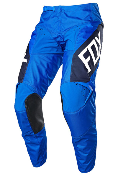 Fox Youth 180 Revn Pant - Blue Front
