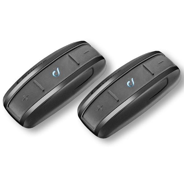 Interphone Shape Bluetooth Headset - Twin Pack