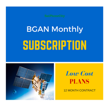 BGAN Monthly Plans - Low cost BGAN airtime plans