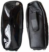 SO-2510 Carry Case - Carry case for Thuraya satellite phone with belt clip