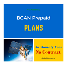 BGAN Prepaid Plans - Prepaid minute plans for BGAN satellite phones