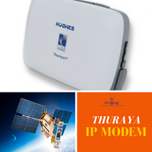 Thuraya IP Modem - Ultra light weight and compact, speeds of up to 444 kbps
