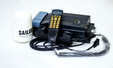 SAILOR SC4000 Iridium Telephone System - For vessels of any size cruising the high sea