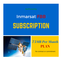 FBB 75MB Plan - Includes 75 MB Of Data - 12 Month Contract