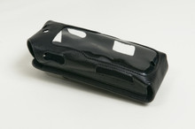 Leather Holster - 9555 - leather case helps protect your 9555, 9505A or 9500 Iridium Satellite Phone