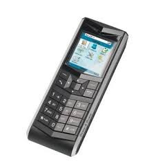 Thrane IP Handset & Cradle (Wireless) - Cell phone-like user interface