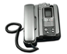 Thuraya FDU-3500 - Fixed Docking Unit is a home/office docking station for use with the 2510 & 2520 handsets