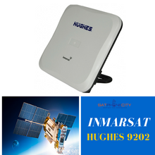 Hughes 9202 BGAN Land Portable Satellite Terminal - Ideal for governments, NGOs and first responders