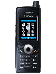 Thuraya XT Dual - Dual mode phone that works either in GSM mode or in Satellite mode