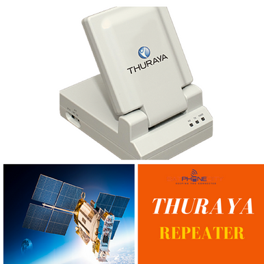 Thuraya single channel portable repeater