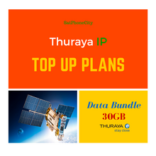 Thuraya IP Data Bundle - 30GB - Add 30GB of data