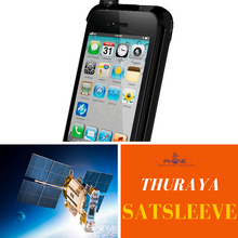 Thuraya SatSleeve For iPhone - Convert your iPhone into a sat phone