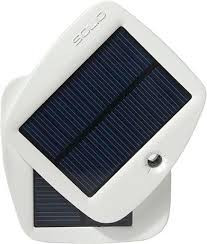 SOLIO BOLT - Battery Pack & Solar Charger - Compact