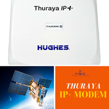 Thuraya IP+ - Broadband Terminal With Speeds Up To 444Kbps