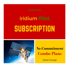 Iridium Pilot Airtime/Data Combo Plans - Incredibly low airtime rates for your Iridium Pilot satellite equipment
