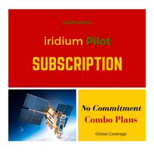 Iridium Pilot Airtime/Data Combo Plans - Incredibly low airtime rates for your Iridium Pilot satellite equipment
