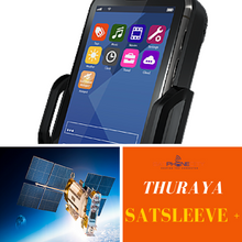 Thuraya SatSleeve+ - Fastest way to transform your phone into a satellite smartphone