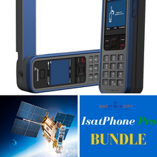 IsatPhone Pro Bundle Package - Purchase 500 prepaid units and get the IsatPhone Pro for just $599.00!