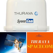 Thuraya Spacecom (D321) - Voice, data and fax satellite terminal + GPS tracking