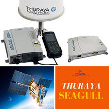 hubCopy of Seagull 5000i - Voice, data and fax satellite terminal + GPS tracking