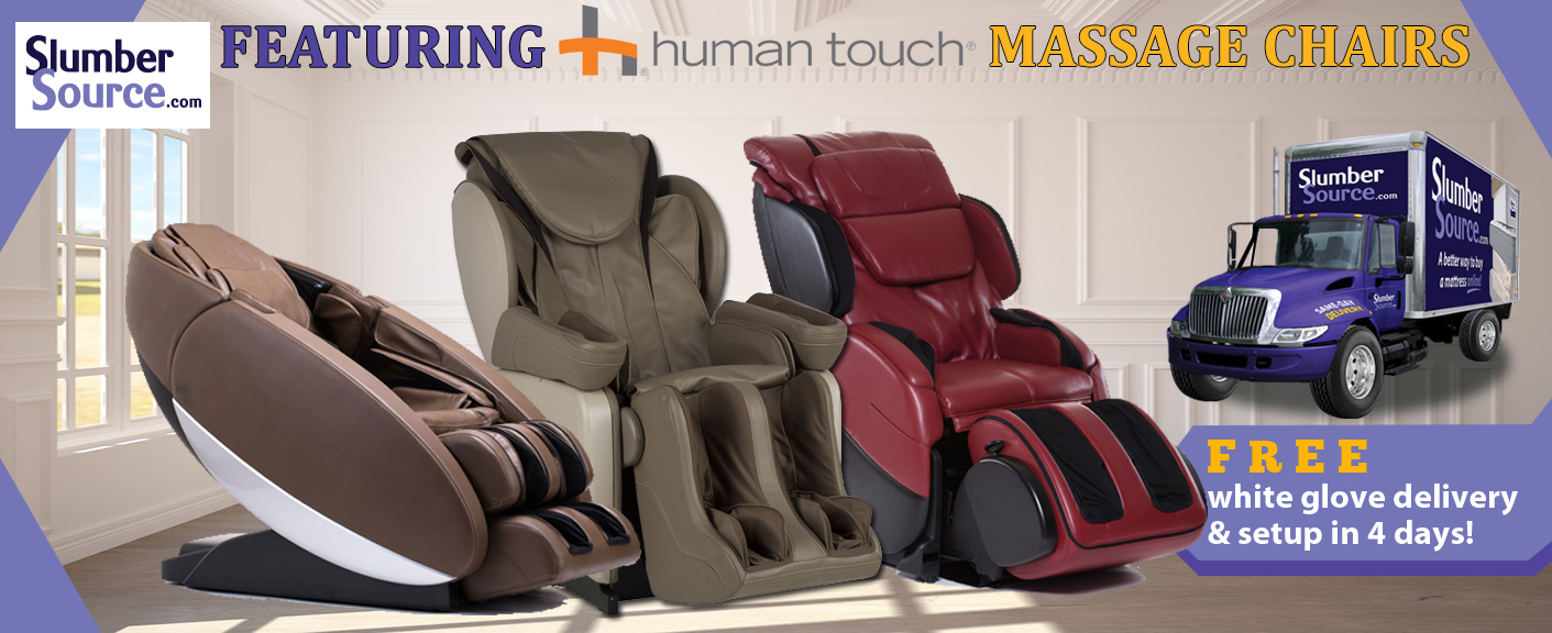Human Touch Novo XT Massage Chair at Slumbersource.com