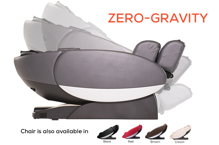 Human Touch Novo XT Massage Chair zero gravity