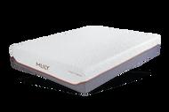 MLILY Fusion Supreme Hybrid Memory Foam, Gel & Bamboo