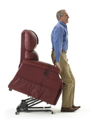 Comforter PR-505 Lift Chair with MaxiComfort (Infinite & Zero Gravity Positions)
