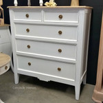 Peninsula 5 Drawer Chest