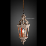 Streetlight Pendant Chandelier