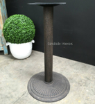 Cafe Industrial Style Round Table Base