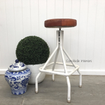 Sarah Industrial Stool