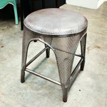 Shuttle Industrial Low Stool