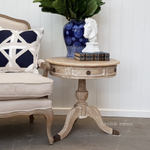 Cobble Hill Round Side Table