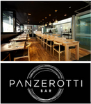 See Canalside Interiors' furniture at Panzerotti Bar  Images C/- panzerottibar.com | Photography: stevebrownphotography.com