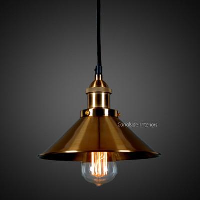Langley Copper Pendant