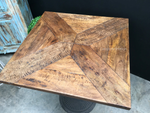 'X Marks The Spot' Cafe Table Top
