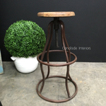 Popsicle Industrial Bar Stool