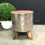 Bullet Low Stool / Side Table