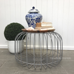 Carousel Coffee / Side Table