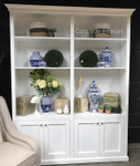 Estate Collection Australian Made 4 Door Wall Unit