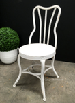 Shaped Back Chair