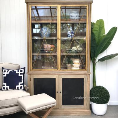 Sawyer Glass Display Cabinet