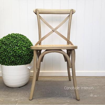 Cross Back Chair
