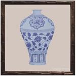 Chinoiserie Artwork II